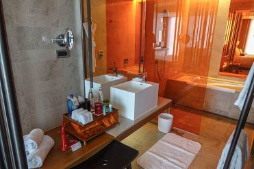 W Taipei hotel review Wonderful room (4)
